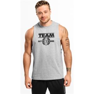 Better Bodies Team BB Tank Greymelange