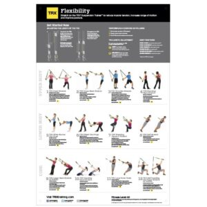 TRX All Body Flexibillity Plakat 58 x 86cm