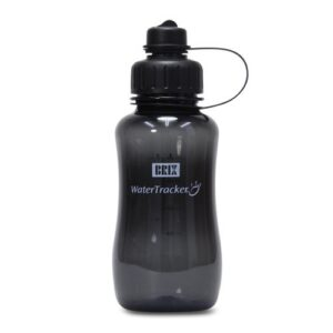 WaterTracker BRIX Drikkedunk Sort - 750 ml.